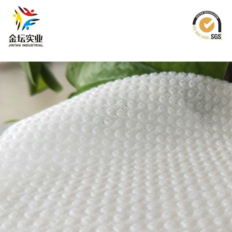 3D Embossed Hot Air Through Nonwoven for Top Sheet of Diaper (Y04)